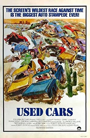 Amazon.com: MG Poster Used Cars Movie Poster (27 x 40 Inches - 69cm x  102cm) (1980) Style B -(Kurt Russell)(Jack Warden)(Deborah Harmon)(Gerrit  Graham)(Joe Flaherty)(Michael McKean): Posters & Prints