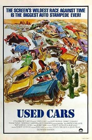 Amazon.com: MG Poster Used Cars Movie Poster (27 x 40 Inches - 69cm x  102cm) (1980) Style B -(Kurt Russell)(Jack Warden)(Deborah Harmon)(Gerrit  Graham)(Joe Flaherty)(Michael McKean): Posters & Prints