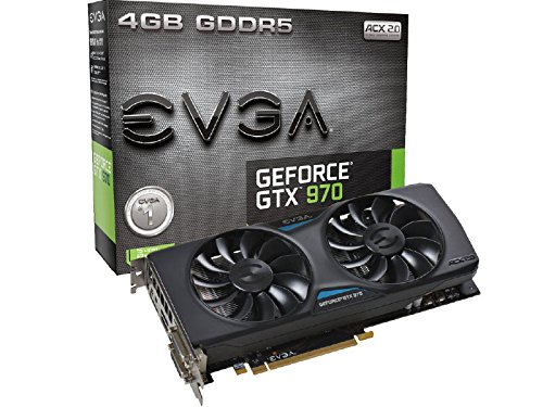 EVGA GeForce Quieter Graphics 04G P4 2972 KR product image
