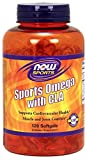 omega 3 and cla - NOW Sports Omega with CLA 120 sg, 0.59-Pound