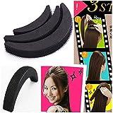 Trillycoler Coiffage Cheveux Puff Princess Coiffure Maker Accentuer Clip Beauté pour Outils