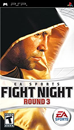 Fight Night Round 3 - Sony PSP