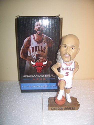 Carlos Boozer Chicago Bulls 2012-2013 SGA Bobblehead