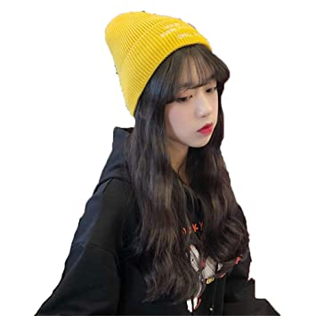 RU Boinas Sombrero de Mujer con Gorra de otoño e Invierno a398ce4318c