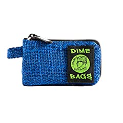 Dime Bags Padded Pouches are the best-selling in the industry. Need we say more?.....Probably not, but we will. Take this pouch with you wherever you go to protect your most valued items. This Dime Bags Padded Pouch is guaranteed to be more s...