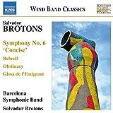 Salvador Brotons: Symphony No. 6