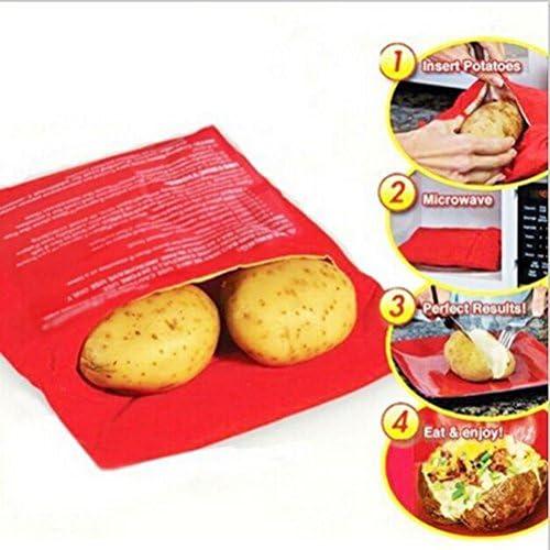 Amazon.com: EXPRESS Microondas Potato Cocina Perfect Horno ...