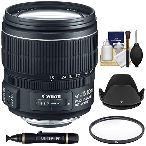 Best Cleaning Kit For Efs - Canon EF-S 15-85mm f/3.5-5.6 is USM