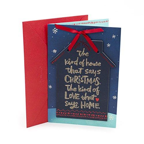 (Hallmark Mahogany Christmas Card (Warmth of Christmas))