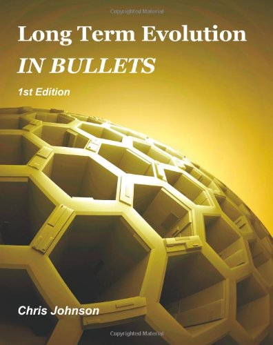 Long Term Evolution IN BULLETS (Paperback)-cover