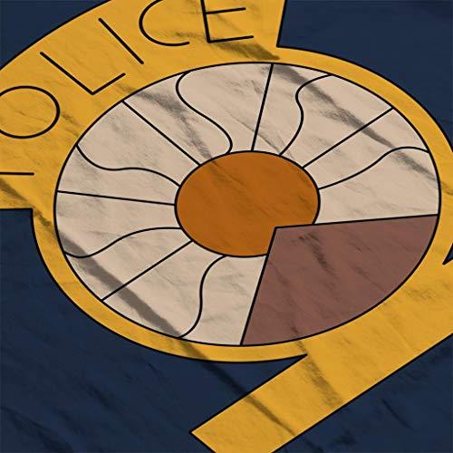 White White White Jacket Men's Paradise Varsity PD PD PD PD Navy City Cloud Police 7 x0HXwzTqA