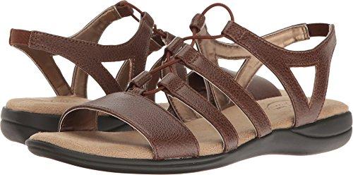 Tan Gladiator LifeStride Women's Sandal Eleanora 2 qTqwIv0g