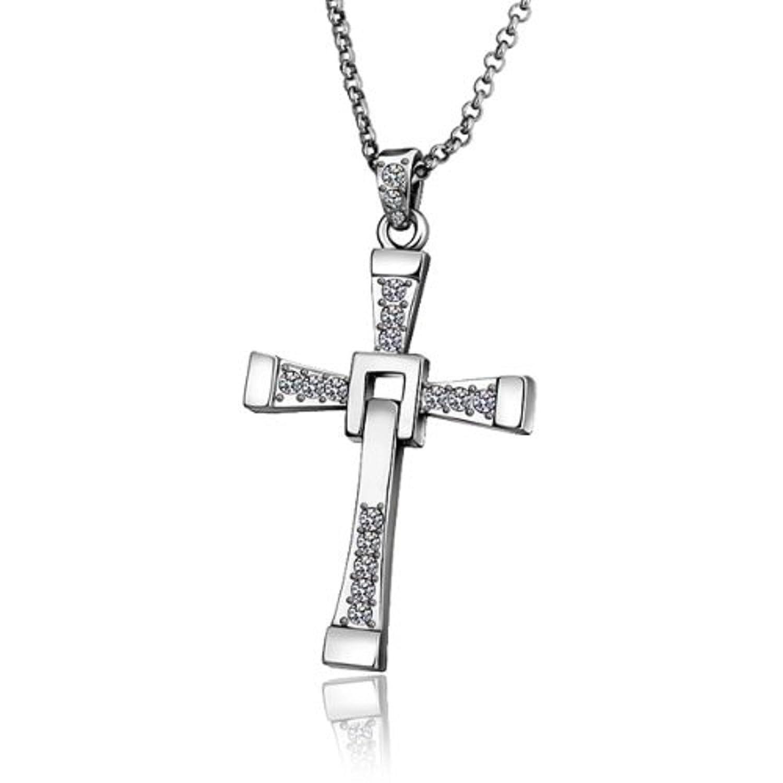 Amazon.com: Vin Diesel Style Fast & Furious Men\'s necklace,Dominic ...