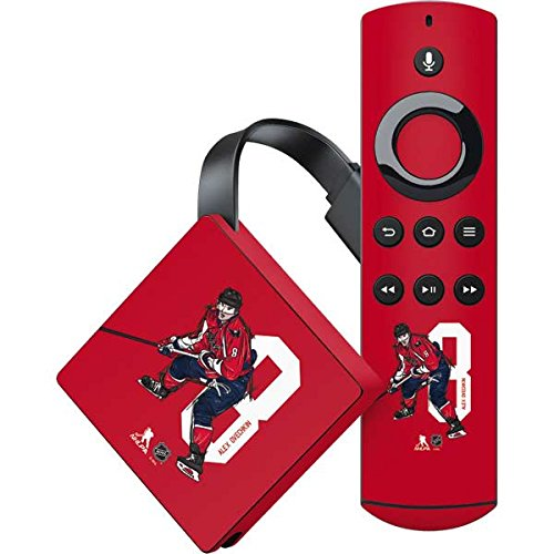 Washington Capitals Fire TV Skin - Alex Ovechkin #8 Action Sketch | NHL X Skinit Skin