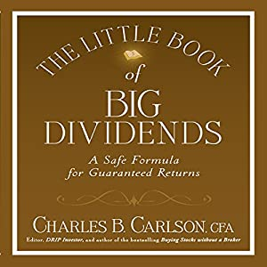 The Little Book of Big Dividends Audiobook