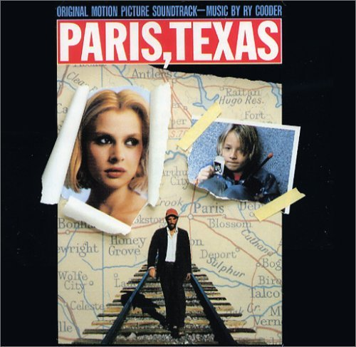 Cover of Paris, Texas: Original Motion Picture Soundtrack