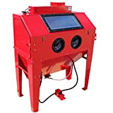 Industrial Air Sand Blaster Blast Blasting SandBlaster Cabinet NEW