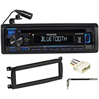 2003-2006 JEEP WRANGLER TJ Kenwood CD Receiver w/Bluetooth iPod/iPhone/Pandora