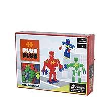 Plus-Plus P3726 Robots Building Set, 170 Piece