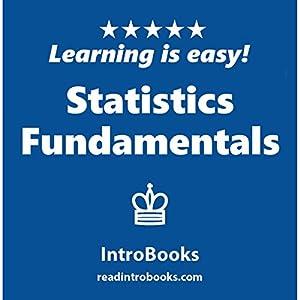 Statistics Fundamentals Audiobook