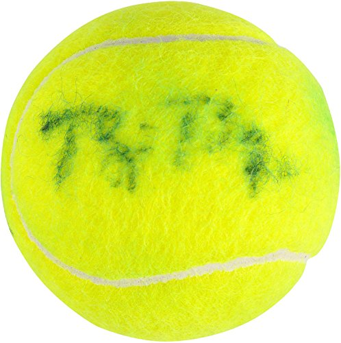 Ball Bjorn Tennis Borg - Bjorn Borg Autographed Wimbledon Tennis Ball - Fanatics Authentic Certified - Autographed Tennis Balls