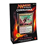 MTG Commander 2015 Edition Magic the Gathering - Wade Into Battle Red White Deck New Sealed