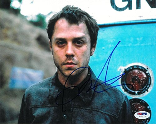 Giovanni Ribisi Signed Authentic Autographed 8x10 Photo () #V90113 - PSA/DNA Certified