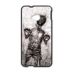 HGKDL Carbonite han solo Phone Case for HTC One M7