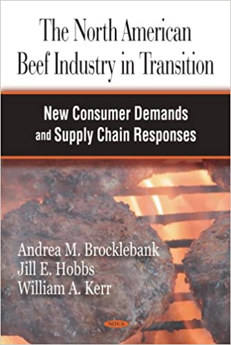 product pricing economics beef industry The pricing strategy of a small business can ensure  it invites customers to see your product or service as a commodity and obscures any  beef when the price.