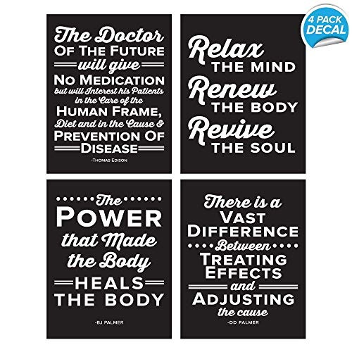 - Chiropractic Wall Decals - 11