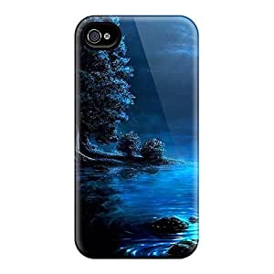 RomeoJr Fashion Protective Thank You Alba My Beautiful Friend Case Cover For Iphone 4/4s