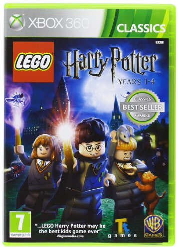 LEGO Harry Potter Years 1-4 (Xbox - Harry Games Lego Potter