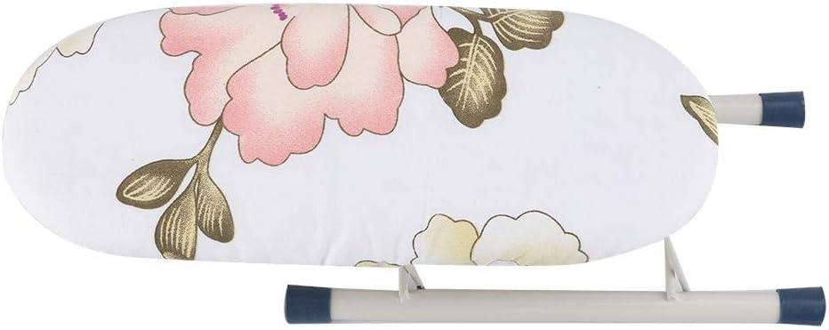 Tabla de Planchar Mini Tabla de Planchar Plegable de Ahorro de Espacio Inicio Viaje Manga Pu/ños Collares Mesa de Manejo Peon/ía