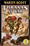 Thraxas at War, Martin Scott, 1416555137
