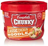 Campbell's Chunky Soup, Classic Chicken Noodle, 15.25 oz