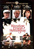 Wrestling Ernest Hemingway poster thumbnail