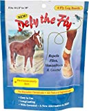Defy The Fly Four Pack Horse Pony Fly Leg Bands