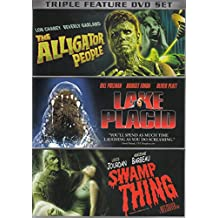 The Alligator People / Lake Placid / Swamp Thing