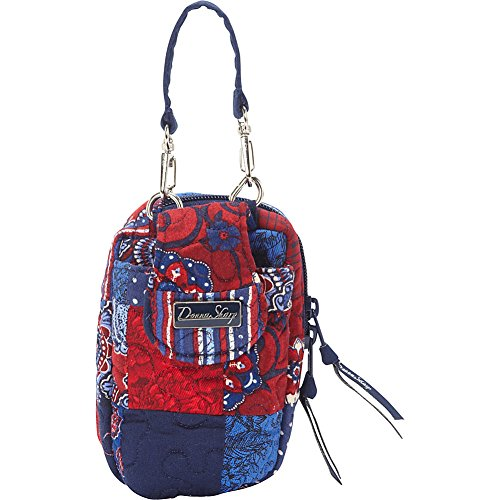 Donna Sharp Cell Phone Purse - Quilted (New England) (Sharp Cellphones compare prices)
