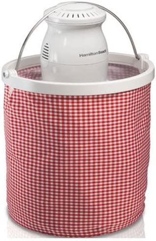 Hamilton Beach 68990 Easy to Store Ice Cream Maker