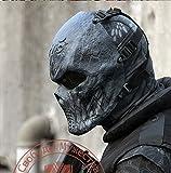 2446newtyphon cascabel táctico Máscaras Wargame Cs Máscara de paintball Halloween Party Cosplay Máscara de calavera horror GOST (