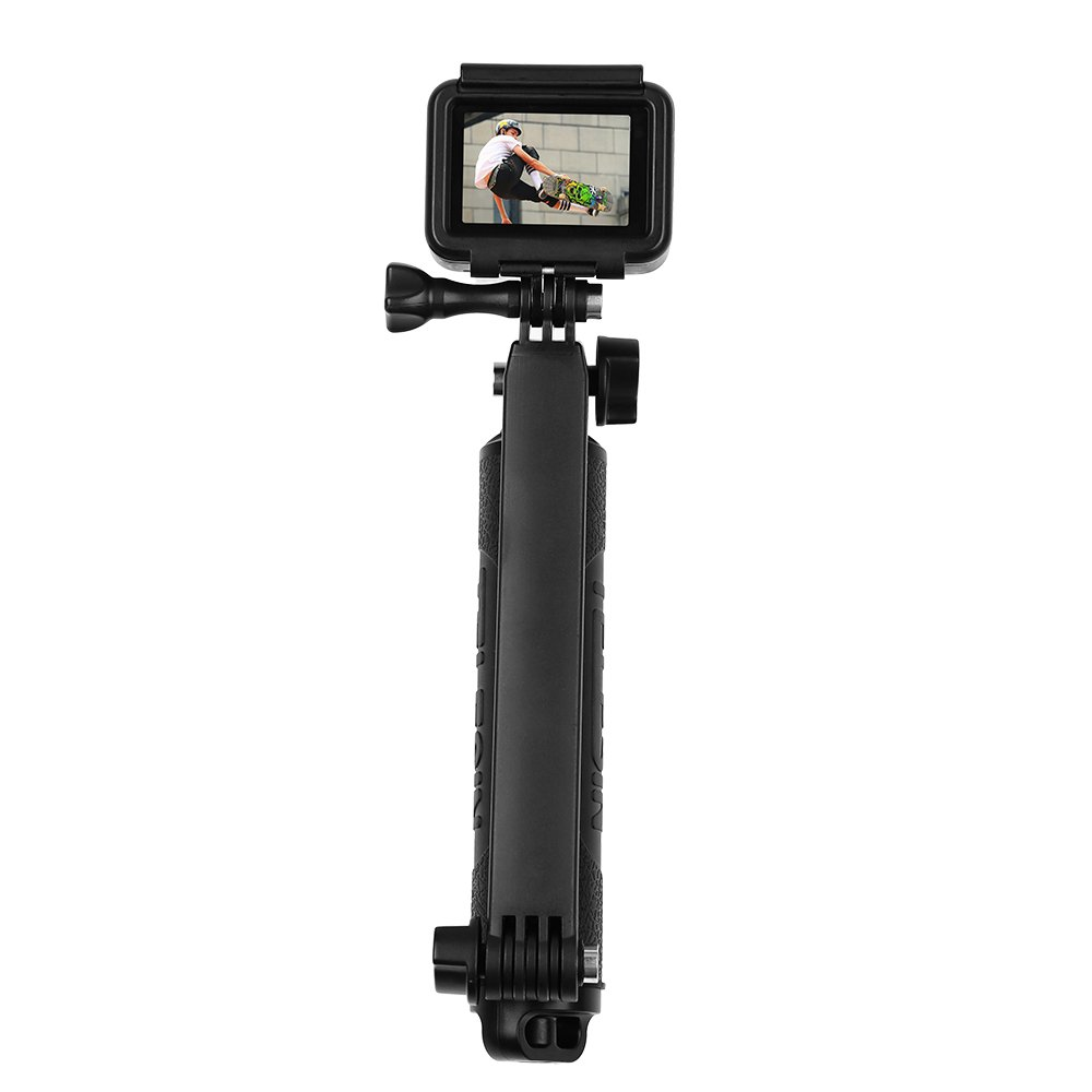 Telesin Waterproof Selfie Stick With Floating Hand Grip 3 Way Bobber For Xiaomi Yi And Gopro Hero 2 Arm Tripod Mount Monopod Telescopic Pole
