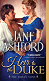 Heir to the Duke (The Duke's Sons Book 1)