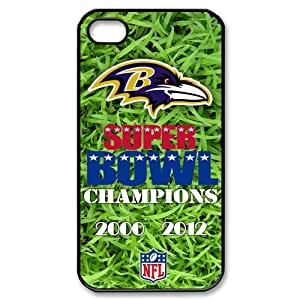 Baltimore Ravens Case for iPhone 4 4s