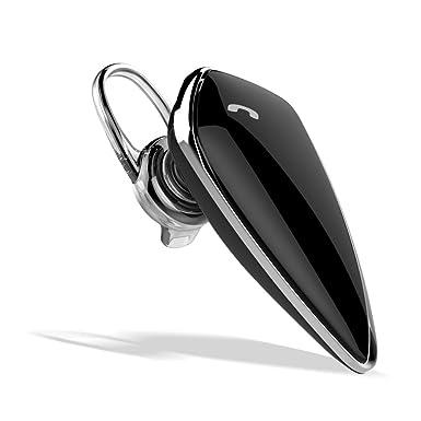 Universal portátil mini auricular con micrófono | en oreja inalámbrico Bluetooth auriculares manos libres coche auricular