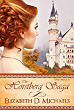 Horstberg Saga Volumes 1-3: (Behind the Mask, A Matter of Honor, For Love and Country)