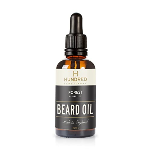 Beard Oil, Forestª Blend, All Natural - 7 Premium Oils Blended Into a Mouth Watering Concoction - Guaranteed to Soften Your Beard and Make it Kissable