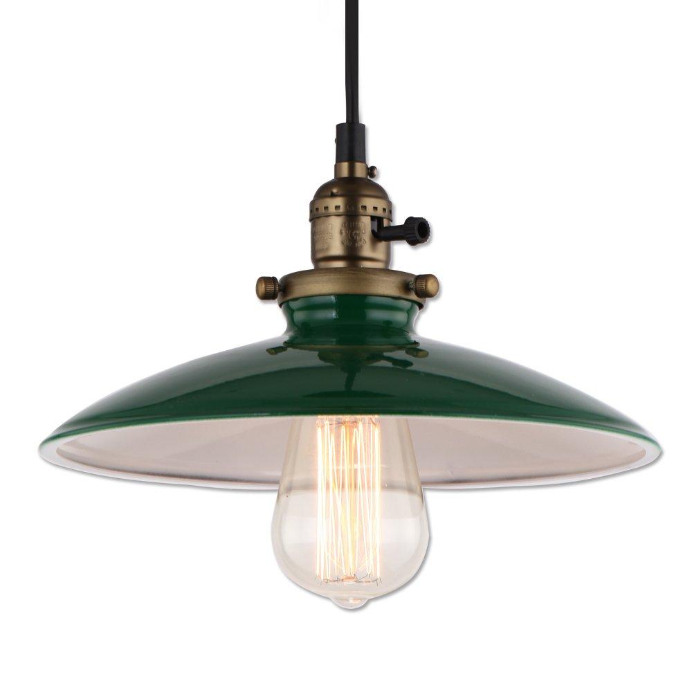 edison pendant lighting. JEMMY HO Loft Vintage Pendant Lights Industrial Style Edison Lamp (Green) Lighting -