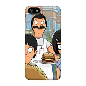 Faddish Phone Bobs Burgers Cartoons Case For Iphone 5/5s / Perfect Case Cover