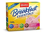 Carnation Instant Breakfast Essentials, Strawberry, 10 Count Box, 1.26-Ounce Packages (Pack of 6)